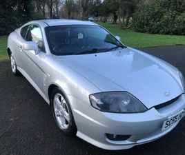 HYUNDAI 1.6 S COUPE 3DR PETROL MANUAL (182 G/KM, 103 BHP)TRADE IN TO CLEAR, MOT JUNE 20