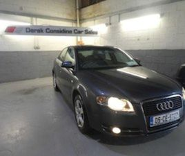 AUDI A4 1.9TDI (115) SE FOR SALE IN CLARE FOR €1500 ON DONEDEAL