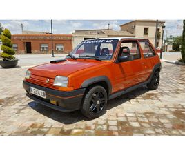 RENAULT - 5 GTL 1.4 SUPERCINCO