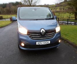 RENAULT TRAFFIC SPORT FOR SALE IN FERMANAGH FOR £8500 ON DONEDEAL