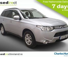 MITSUBISHI OUTLANDER 2.2 DID 2WD 5-STR 6M (11) FOR SALE IN DUBLIN FOR €16495 ON DONEDEAL