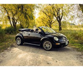 2003 VW BEETLE GLX 1.8 20V TURBO CONVERTIBLE, 5 SPEED MANUAL | CARS & TRUCKS | MARKHAM / Y