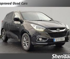 HYUNDAI IX35 COMFORT 1.7 FOR SALE IN WATERFORD FOR €8950 ON DONEDEAL