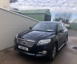 TOYOTA RAV 4 FOR SALE IN MONAGHAN FOR €11000 ON DONEDEAL
