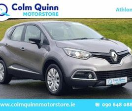 RENAULT CAPTUR LIFE 1.5 DCI 90 4DR FOR SALE IN WESTMEATH FOR €10995 ON DONEDEAL