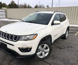 JEEP COMPASS NORTH 4WD 2018