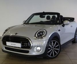 III CABRIOLET 1.5 COOPER 136 FINITION EXQUISITE BVA