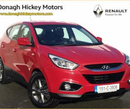 HYUNDAI IX35 2WD COMFORT FOR SALE IN KERRY FOR €14900 ON DONEDEAL