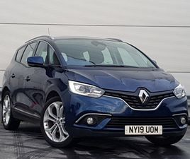 USED 2019 (19) RENAULT GRAND SCENIC 1.3 TCE 140 ICONIC 5DR IN BLACKPOOL