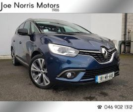 RENAULT GRAND SCENIC DYNAMIQUE S NAV SEVEN SEATER FOR SALE IN MEATH FOR €24995 ON DONEDEAL