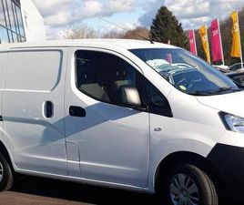 NV200 FOURGON 1.5 DCI 90 BVM5 N-CONNECTA