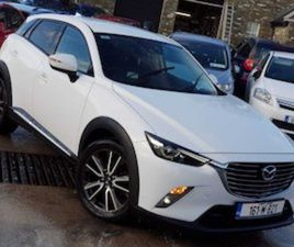 MAZDA CX-3, 2016 TOP SPEC .............€14900 FOR SALE IN LOUTH FOR €14900 ON DONEDEAL