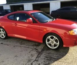 HYUNDAI COUPE FOR SALE IN DUBLIN FOR €3000 ON DONEDEAL
