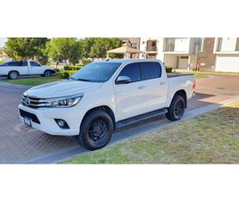 TOYOTA HILUX 2.8 TDI CABINA DOBLE AT