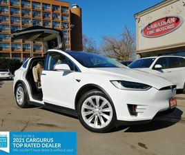USED 2016 TESLA MODEL X CLEAN CARFAX | SOLD DEC/2016 | EXTRA CLEAN | LOW MILEAGE |