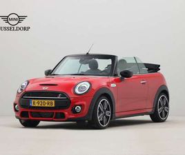 MINI COOPER S CABRIO HAMMERSMITH EDITION SERIOUS BUSINESS AUT.