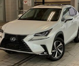 2019 LEXUS NX 300 EXECUTIVE PACKAGE IN WHITE, AUTOMATIC TRANSMISSION | CARS & TRUCKS | KIN