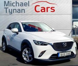 MAZDA CX-3, 2016, 1.5 DIESEL, EXEC SE, LEATHER, FOR SALE IN DUBLIN FOR €16777 ON DONEDEAL