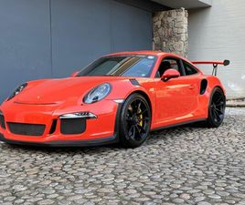 PORSCHE 911 GT3 RS COUPE AT