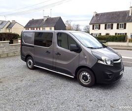 OPEL VIVARO 6 PLACES