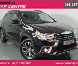 MITSUBISHI ASX 1.6 DID INTENSE - SHOWROOM CONDITI FOR SALE IN MAYO FOR €22995 ON DONEDEAL