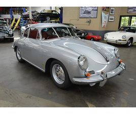 FOR SALE: 1960 PORSCHE 356B IN HUNT, NEW YORK