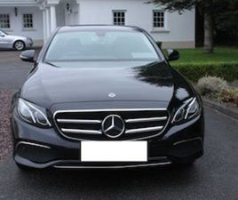 MERCEDES-BENZ E220D, 2020 FOR SALE IN TIPPERARY FOR €48500 ON DONEDEAL