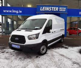 FORD TRANSIT 2.0 TDCI 105BHP RWD 310 L2H2, 2017 FOR SALE IN DUBLIN FOR €18950 ON DONEDEAL