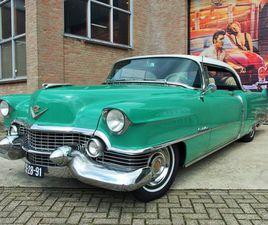 DEURS 1954 V8 AUTOMAAT VRIJ VAN MOTORRIJTUIGBELASTING