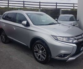 182 MITSUBISHI OUTLANDER 2.2 AUTO 7-SEAT, TOP SPEC FOR SALE IN CORK FOR €29995 ON DONEDEAL