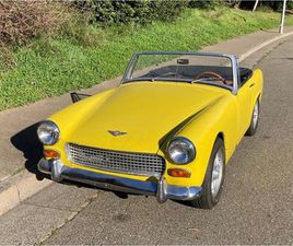 FOR SALE: 1967 AUSTIN-HEALEY SPRITE IN SANTA ROSA, CALIFORNIA