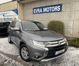 MITSUBISHI OUTLANDER 2.2 DI-D 150PS 4WD 5DR TWO FOR SALE IN DUBLIN FOR €14950 ON DONEDEAL