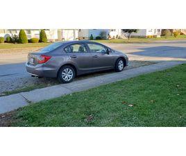 2012 HONDA CIVIC $3900 OBO   CARS & TRUCKS   ST. CATHARINES   KIJIJI