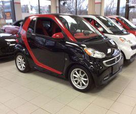 2014 SMART FORTWO ELECTRIC DRIVE PASSION, $7995   CARS & TRUCKS   OTTAWA   KIJIJI