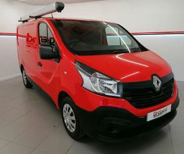 2016 RENAULT TRAFIC 1.6DCI SL29 120 BUSINESS ENERGY READY 4WORK STORAGE PANEL - £11,995 +V