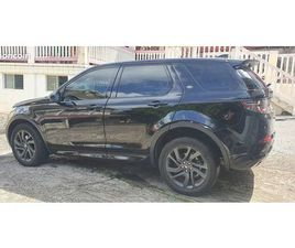 LAND ROVER DISCOVERY SPORT BLACK EDITION