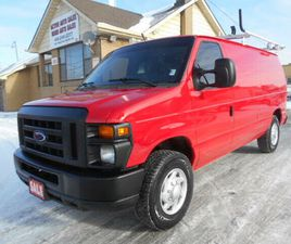 2013 FORD ECONOLINE E250 CARGO 5.4L LOADED RACK DIVIDER SHELVING | CARS & TRUCKS | CITY OF