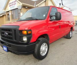 2011 FORD ECONOLINE E250 CARGO 5.4L RACK DIVIDER SHELVING 168KM | CARS & TRUCKS | CITY OF