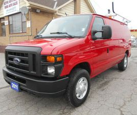 2011 FORD ECONOLINE E250 CARGO 5.4L RACK DIVIDER SHELVING 135KM | CARS & TRUCKS | CITY OF