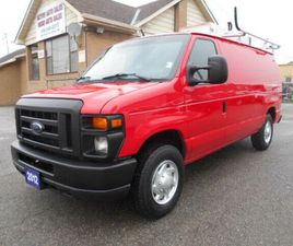 2012 FORD ECONOLINE E250 CARGO 5.4L RACK DIVIDER SHELVING 163KM | CARS & TRUCKS | CITY OF