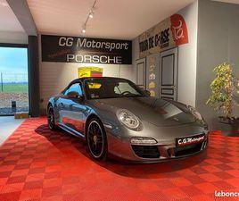 PORSCHE 911 TYPE 997 PHASE 2 GTS PDK, 89 299KM, BOSE, SPORT CHRONO PLUS