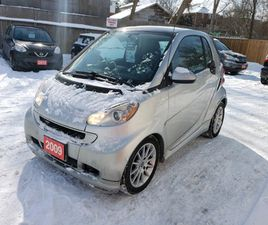 2009 SMART FORTWO PURE. 2DRS/2PASSENGERS | CARS & TRUCKS | KITCHENER / WATERLOO | KIJIJI