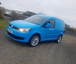 2012 CADDY VAN FOR SALE IN TYRONE FOR £4250 ON DONEDEAL