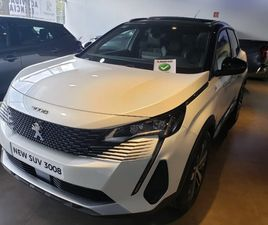 PEUGEOT 3008 2.0 GT LINE HDI AT