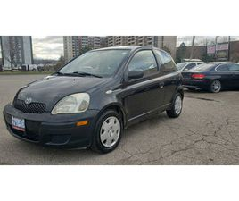2004 TOYOTA ECHO CE, ACCIDENT FREE, AUTOMATIC. CERTIFIED | CARS & TRUCKS | ST. CATHARINES