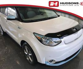 USED 2019 KIA SOUL EV EV LUXURY ELECTRIC | LEATHER SEATS | REAR VISION CAMERA | FRONT FOG
