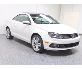 2014 VOLKSWAGEN EOS EXECUTIVE