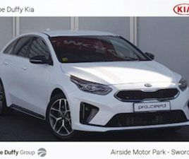 KIA PRO CEED PRO 1.6D 5DR FOR SALE IN DUBLIN FOR €28900 ON DONEDEAL