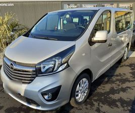 VIVARO COMBI CONNECT PACK 120CH BI TURBO