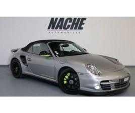TYPE 997.2 TURBO S CABRIOLET EDITION 918
